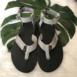 Teva Original Thong Sandals Silver